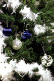 Christmas tree detail royalty free stock image
