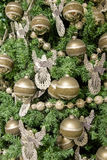 Christmas tree detail Royalty Free Stock Photography