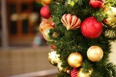 Christmas tree 4 Stock Image
