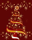Christmas Tree Elegance Royalty Free Stock Image
