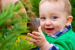 Christmas Tree Farm Portraits Royalty Free Stock Image
