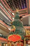 Christmas tree at Festival Walk mall at 2010. The christmas tree at Festival Walk mall at 2010 Stock Photo