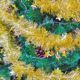 Christmas tree fir background Royalty Free Stock Photography