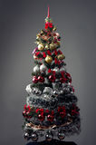 Christmas tree full length ... Stock Photos