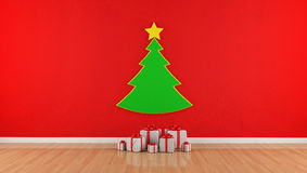 Christmas tree 2 Royalty Free Stock Photo