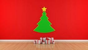 Christmas tree 2 Royalty Free Stock Photo