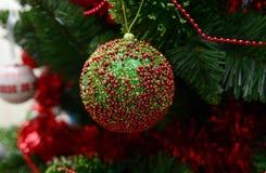 Christmas tree globe Royalty Free Stock Photography