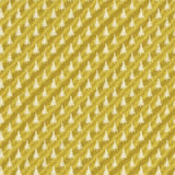 Christmas Tree Gold White Faux Foil Trees Background Stock Photo