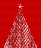 Christmas Tree Gourmet Royalty Free Stock Photo