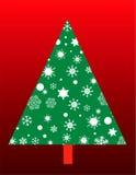 Christmas Tree Graphic Stock Photo