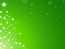 Christmas tree green Royalty Free Stock Photo