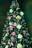Christmas tree Happy Holiday! Royalty Free Stock Images