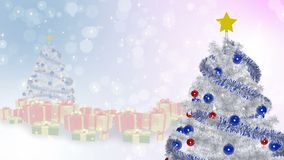 Christmas Tree HD royalty free illustration