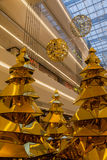 Christmas Tree JK Mall Sao Paulo Royalty Free Stock Images