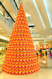 Christmas tree at K11 mall, hong kong Stock Photos