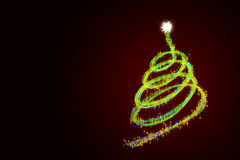 Christmas Tree vector illustration