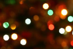 Christmas Tree Lights. This is a Christmas tree lights, out of focus, like nice background Royalty Free Stock Image