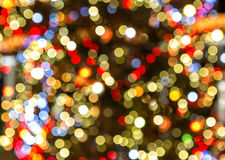 Christmas Tree Lights, texture Royalty Free Stock Images