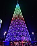 Christmas tree in Liverpool