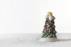 Christmas tree model Royalty Free Stock Photography