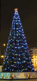 Christmas tree, Moscow Stock Image