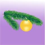 Christmas tree Royalty Free Stock Image