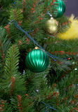 Christmas Tree Ornament Stock Images