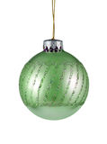 Christmas tree ornament Stock Photography