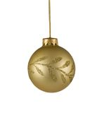 Christmas tree ornament Royalty Free Stock Images