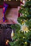 Christmas Tree Ornament Stock Photography