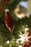 Christmas tree ornaments. Stock Photos