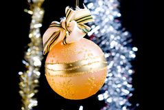 Christmas tree ornaments, Royalty Free Stock Images