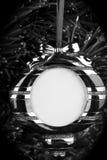 Christmas tree ornaments Stock Photo