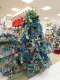 Christmas Tree. Christmas ornaments for decorating christmas tree and the house display Stock Photography