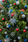 Christmas Tree Ornaments. For The Holiday Stock Images