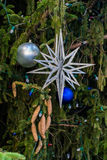 Christmas Tree Ornaments. For The Holiday Stock Photos
