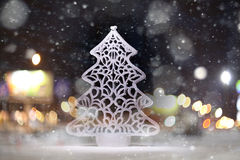 Christmas Tree Paper Christmas Background Royalty Free Stock Image