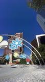 Christmas Tree in Phoenix Downtown, AZ Royalty Free Stock Image
