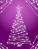 Christmas tree sale Royalty Free Stock Photo
