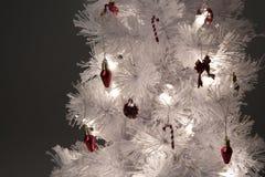 Christmas tree selects Stock Photography