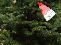 Christmas tree shopping Stock Image