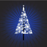 Christmas Tree Snow Vector Stock Photos