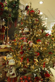 The Christmas tree. Special decorations for the Christmas tree Royalty Free Stock Images