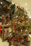 The Christmas tree. Special decorations for the Christmas tree Royalty Free Stock Photography