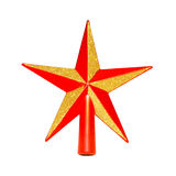Christmas tree star Royalty Free Stock Photography