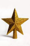 Christmas tree star Stock Photo