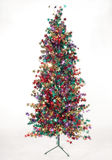 Christmas Tree of Stars Royalty Free Stock Image