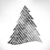 Christmas tree . Royalty Free Stock Image
