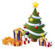 Christmas Tree Royalty Free Stock Photos