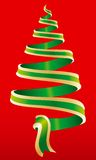 Christmas tree symbol 2 Stock Photos